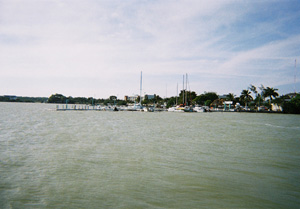chetumal boat dock and marina